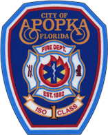 City of Apopka Fire Dept. Est. 1882