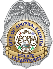 City of Apopka Police Department Badge Logo